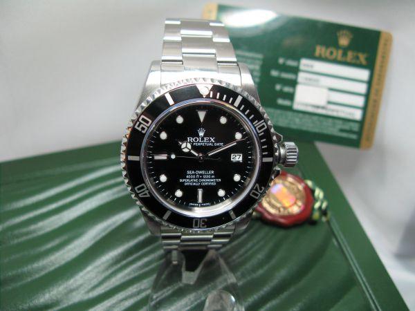 Rolex Sea-Dweller 4900,00 euro